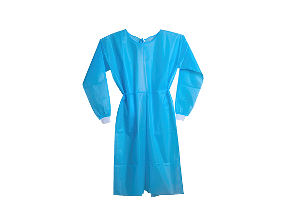 PP/PE Isolation Gown
